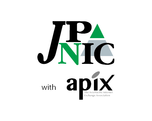 JPNIC website