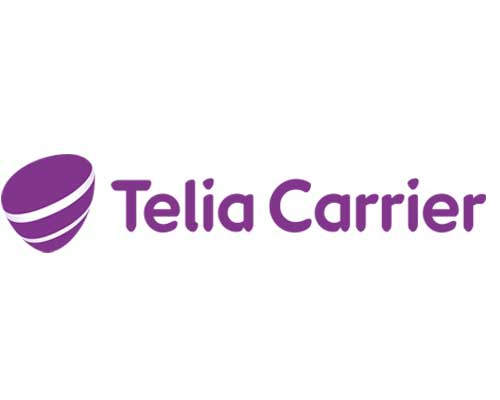 Telia Carrier website