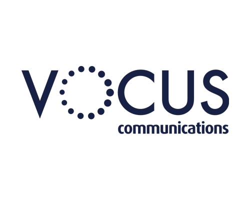 VOCUS COMMUNICATIONs website
